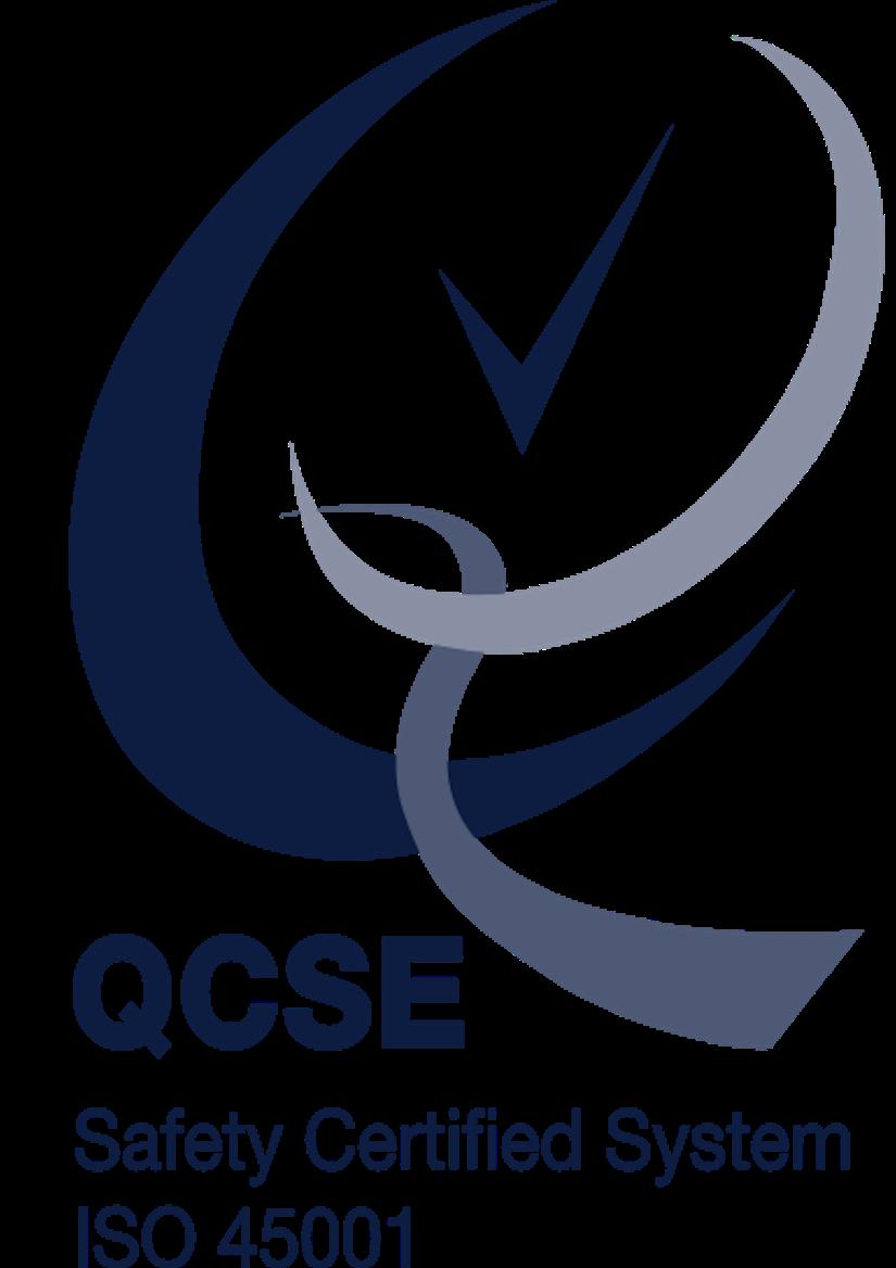 Hallett Resources is QSCE ISO 45001 Certified